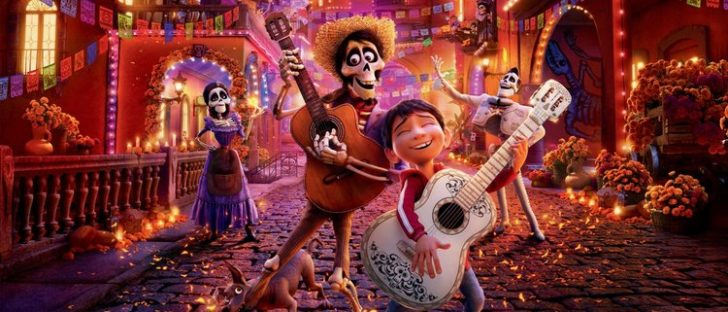 Coco HD wallpaper Pixar Animation Movie 2