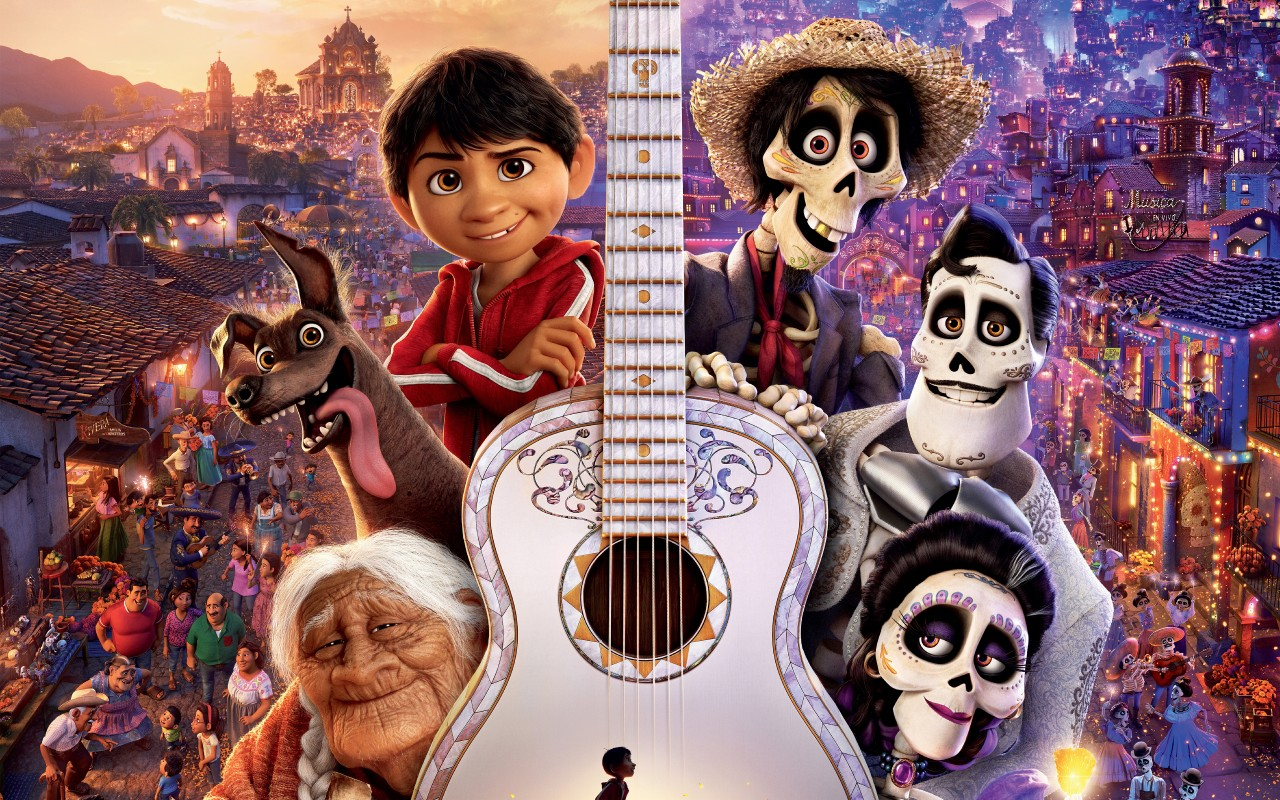 Coco Keyart Wallpaper High Quality Background