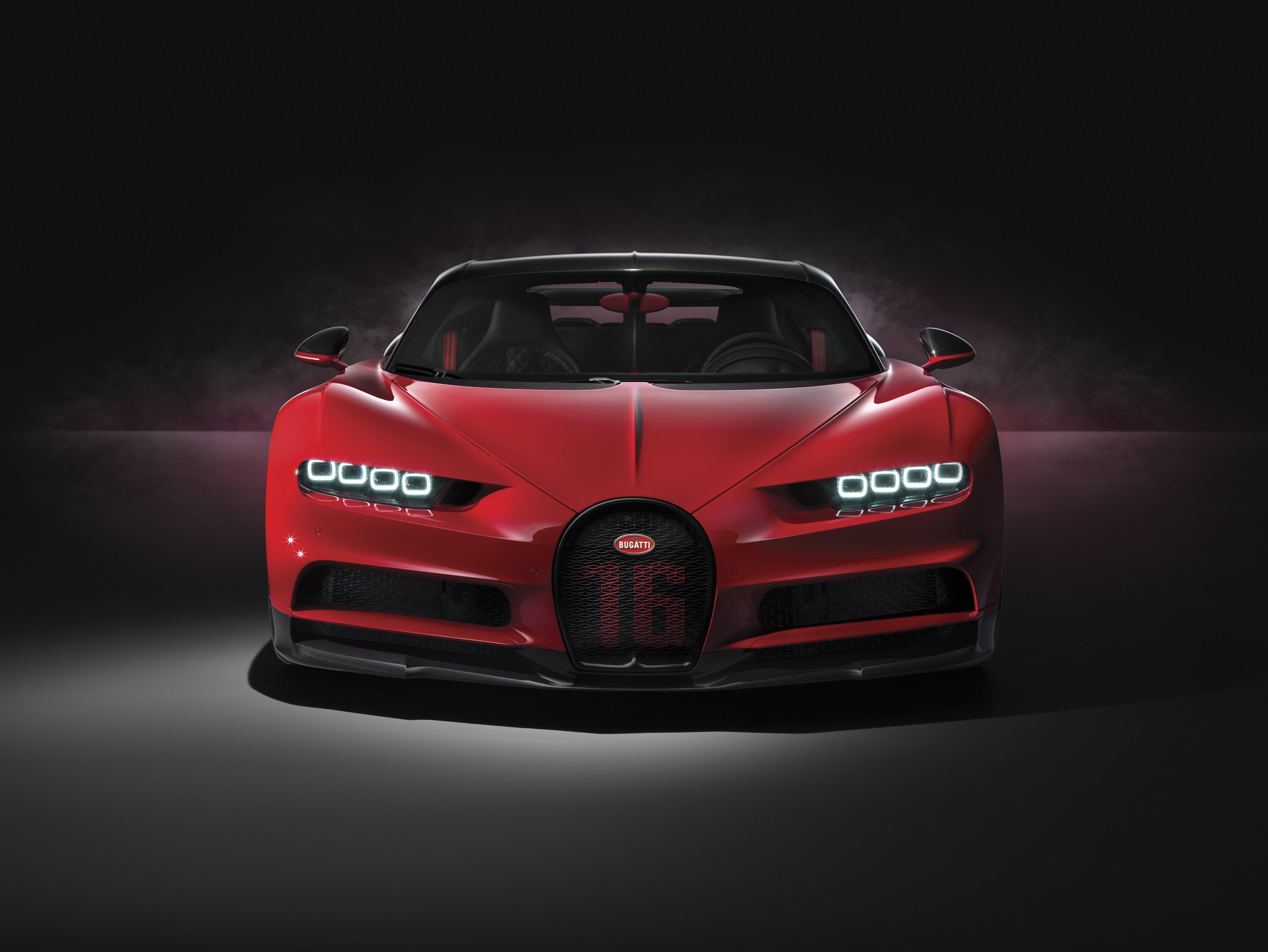 Bugatti Chiron Sport Car Wallpaper