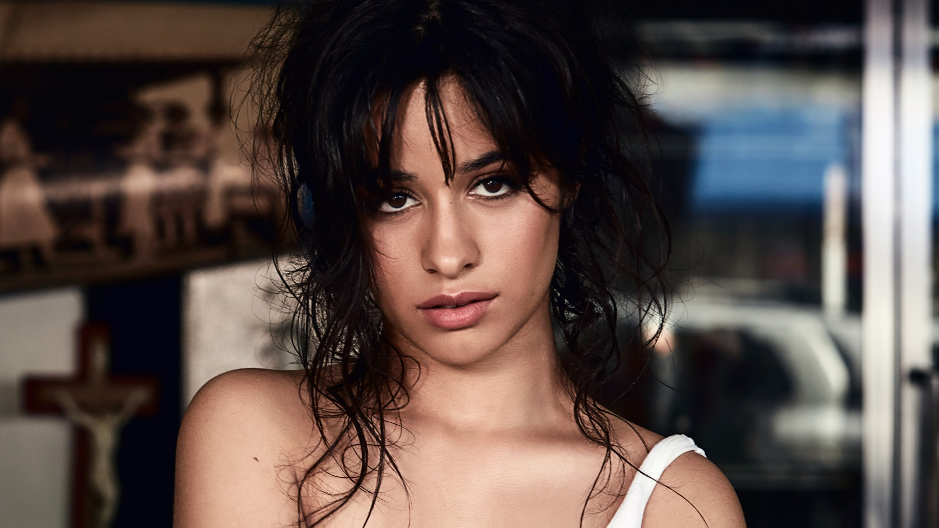 Camila Cabello Hot Wallpaper HD