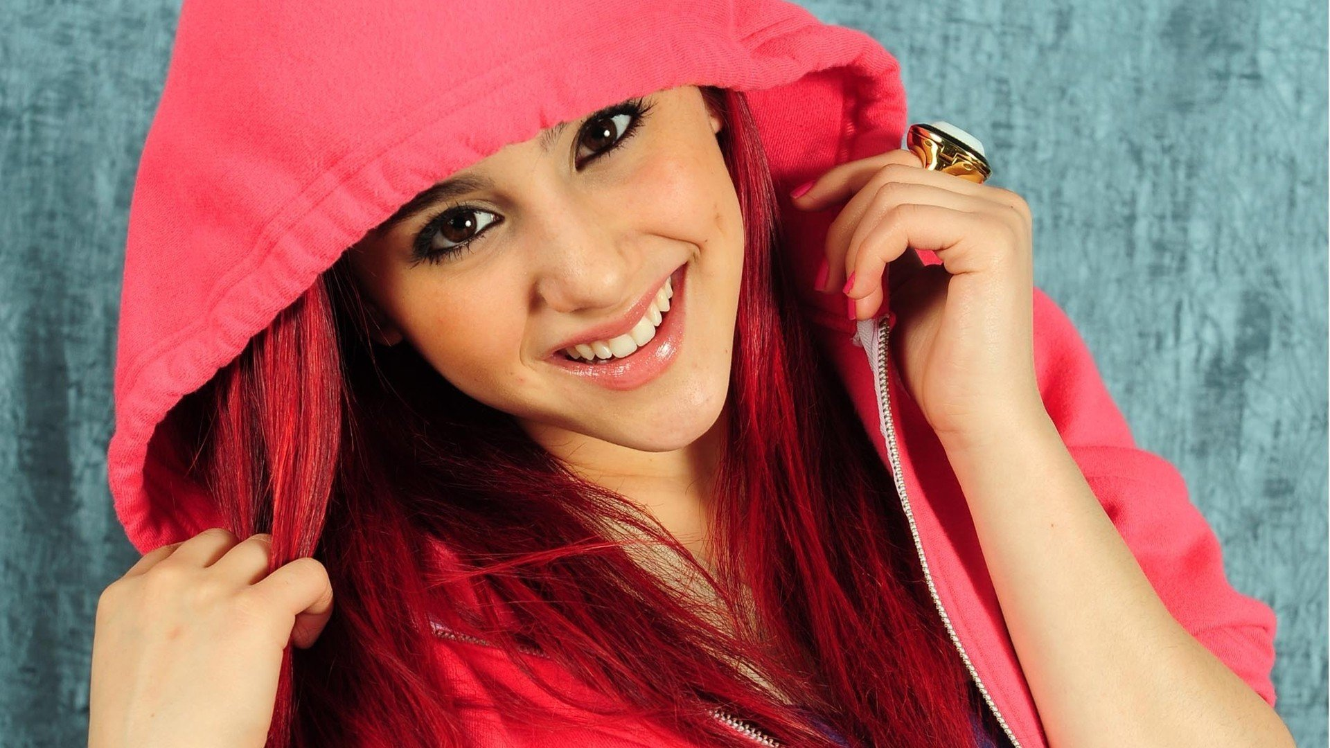Cute Smile Ariana Grande Celebrity Wallpaper-1920x1080