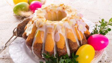 Easter Cake Wallpaper