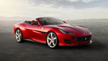 Ferrari portofino 2018 Wallpaper hd
