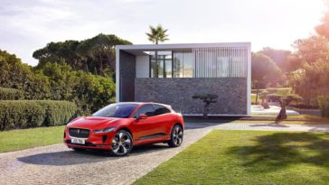 Jaguar 2019 I-Pace HD Wallpaper Photo 1920x1080 size