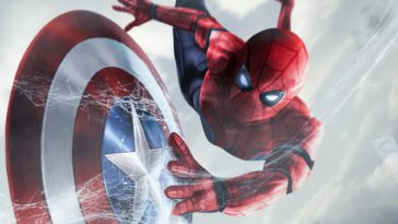 Spiderman Captain America shield wallpaper hd 1920x1080