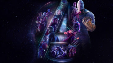 Avengers Infinity War All Superhero And Villain Fan Artwork Wallpaper Poster