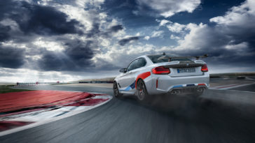 BMW M2 Competition Road test wallpaper for desktop