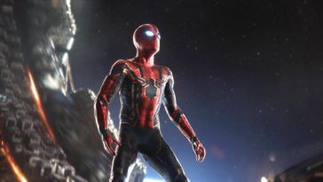 Iron Spider Man Photo HD Wallpaper 1920x1080