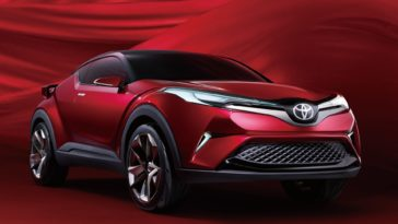 Toyota C HR Car Photo Wallpaper-1920x1200