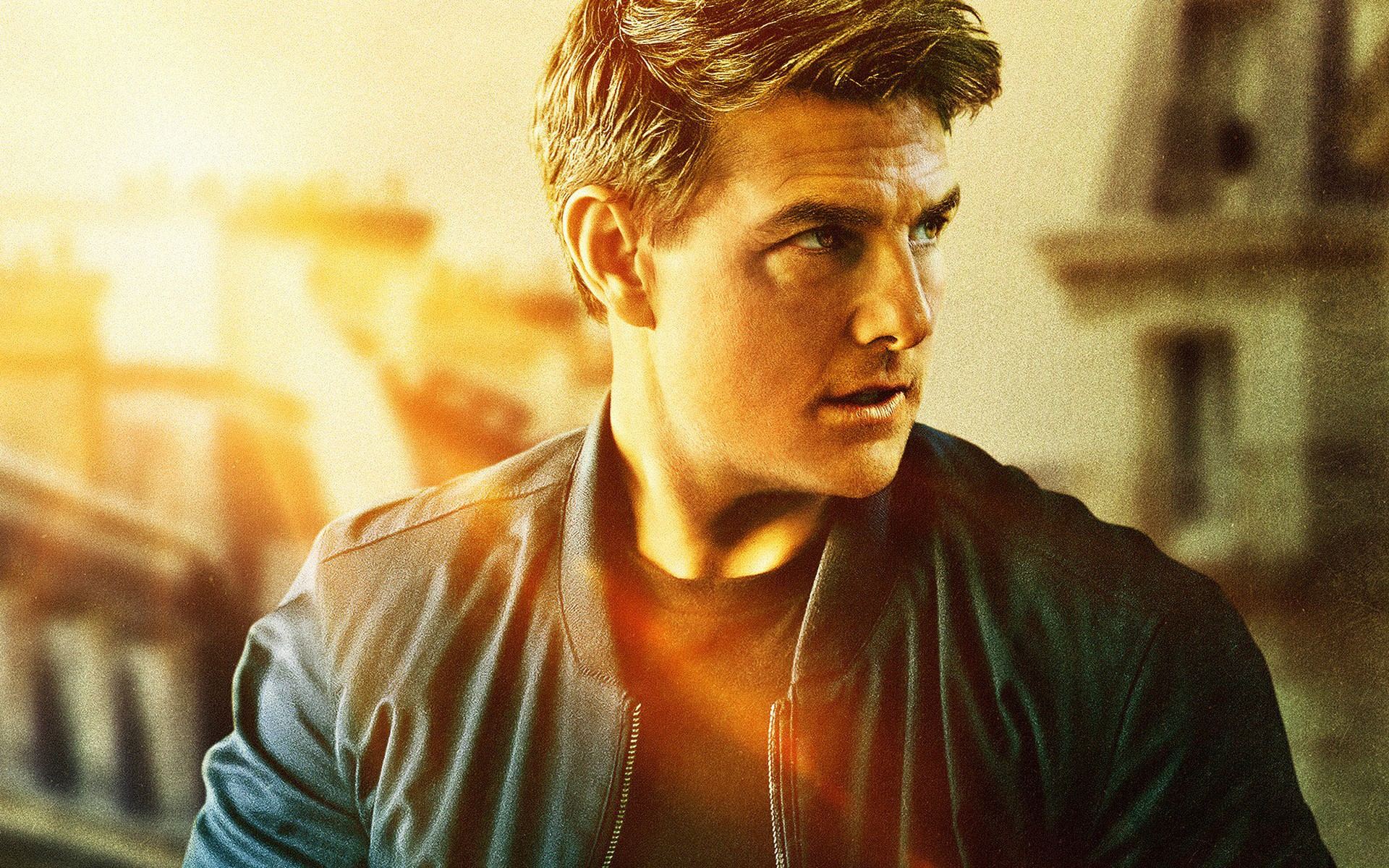 Tom Cruise Photo in Mission Impossible Fallout Film Wallpaper