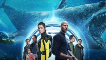 The Meg 2018 Film 4K HD Photo Wallpaper 3840x2400