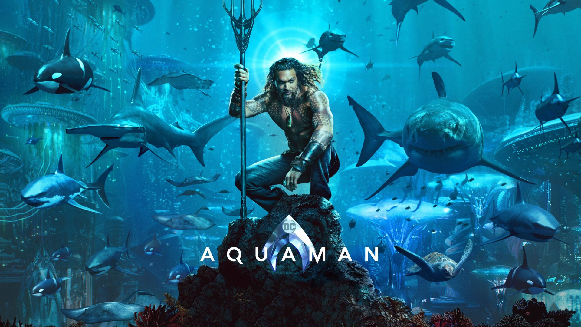 Aquaman Movie Wallpaper HD