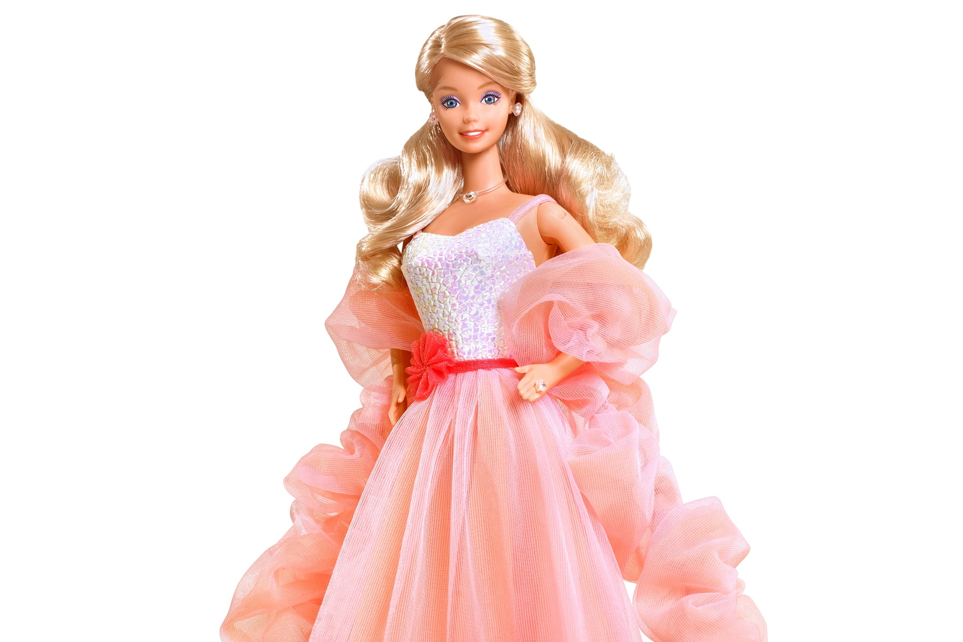 Barbie Doll Wallpaper for iPhone