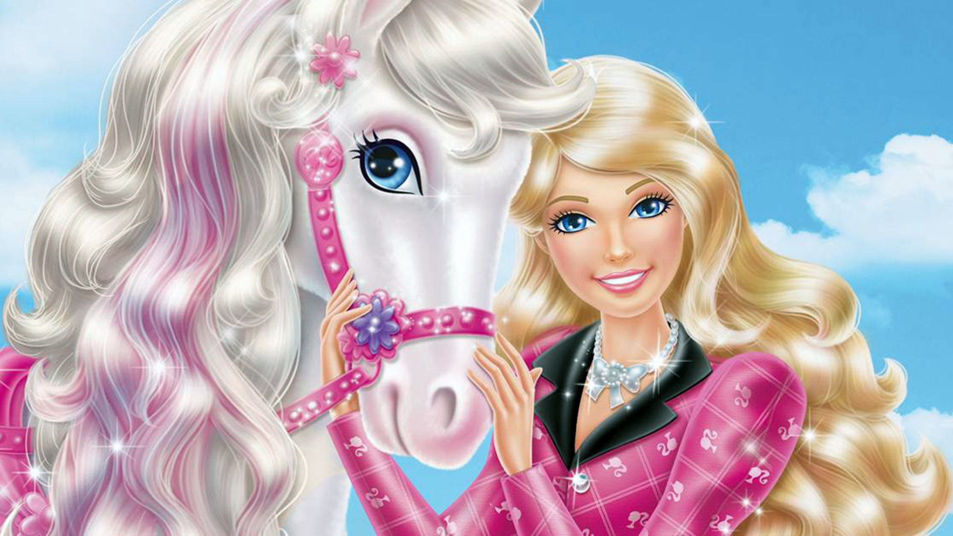 Barbie Doll Wallpaper Background 21