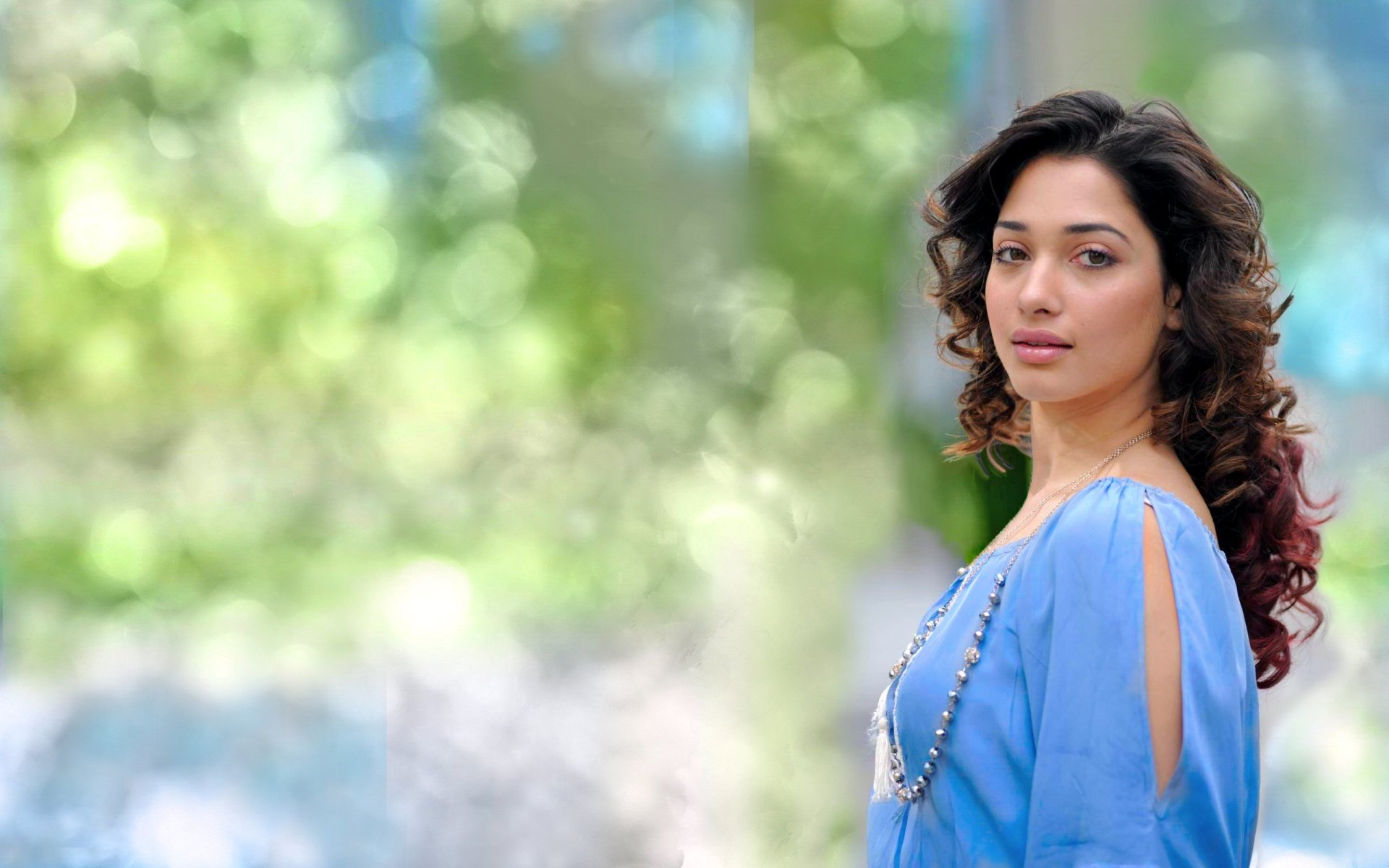 Beautiful Tamannaah Bhatia Photo Wallpaper