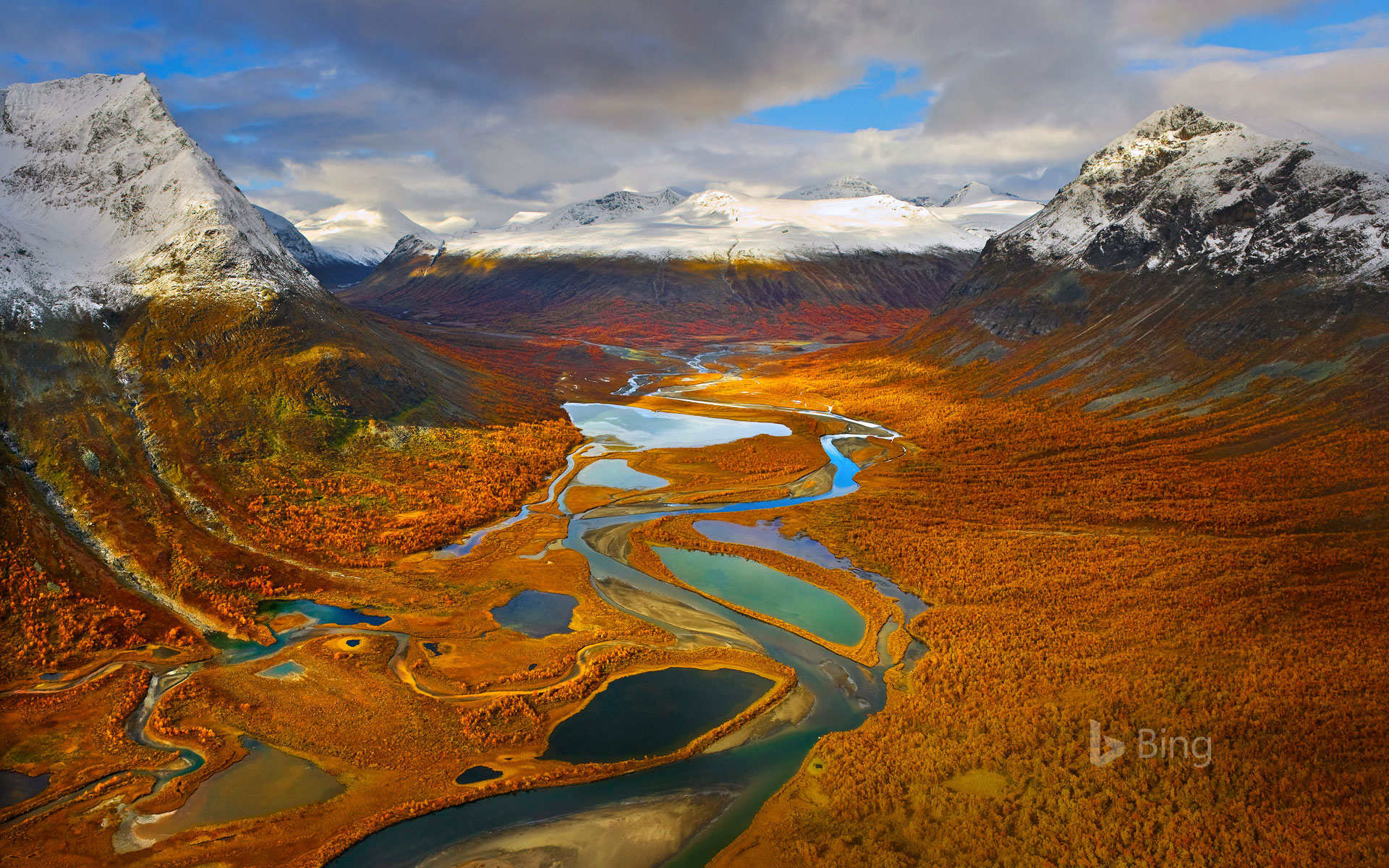 20 Bing Autumn Landscapes Images Wallpapers