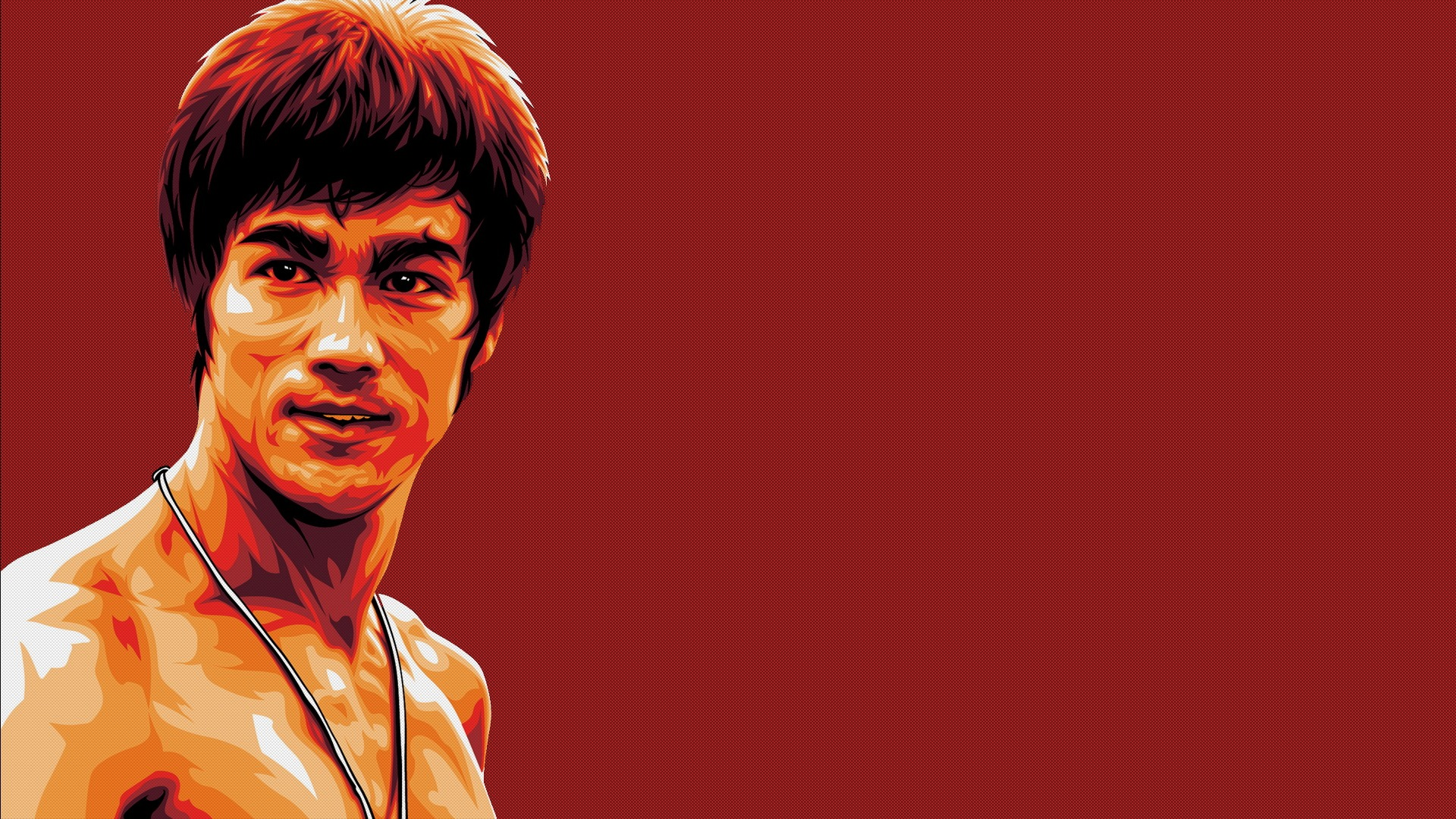 Bruce Lee Chinese Kung Fu