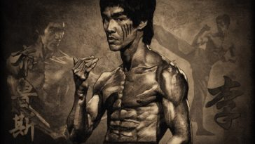Bruce Lee Chinese Kung_Fu Wallpaper