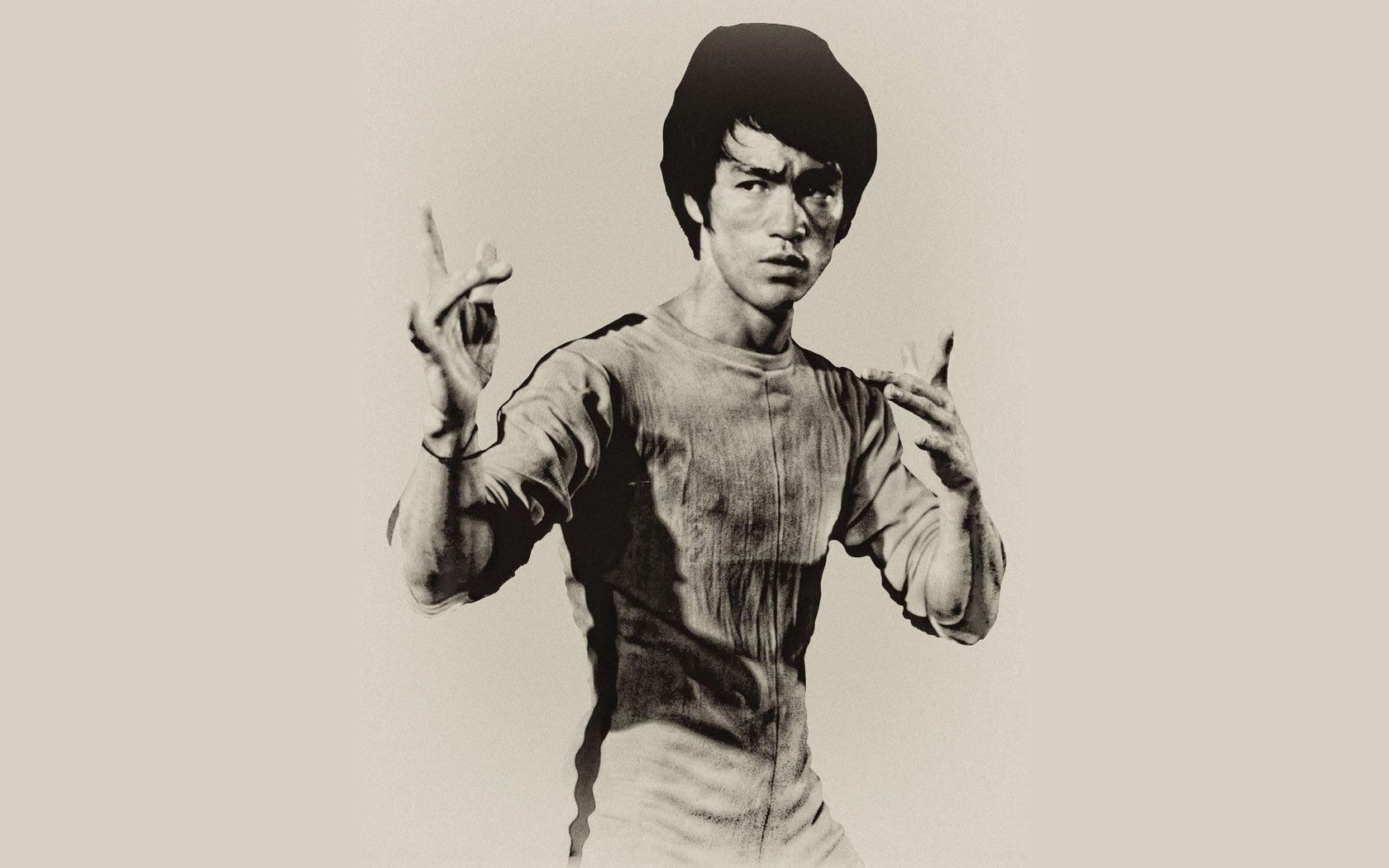 Bruce Lee action