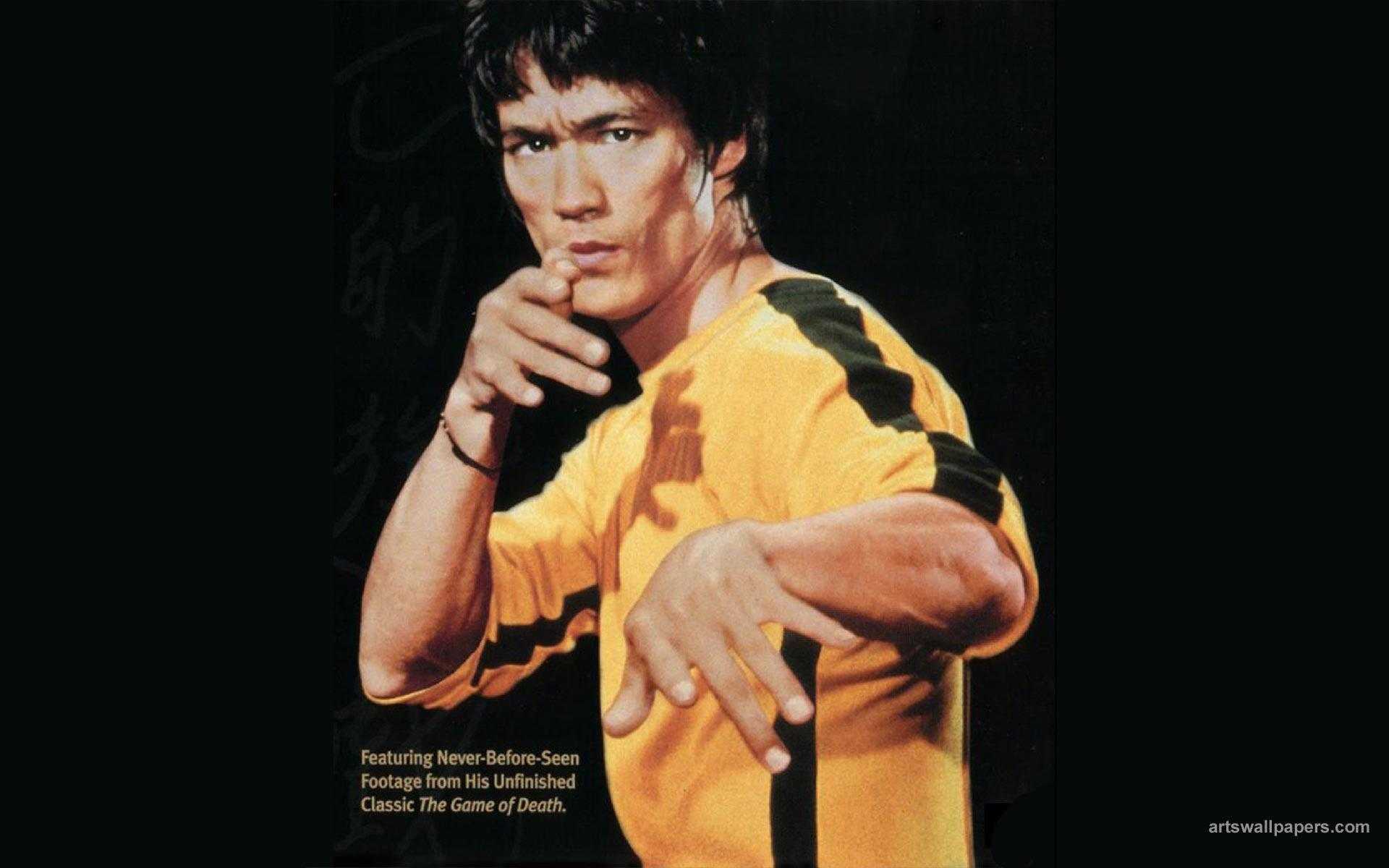Bruce Lee movie action