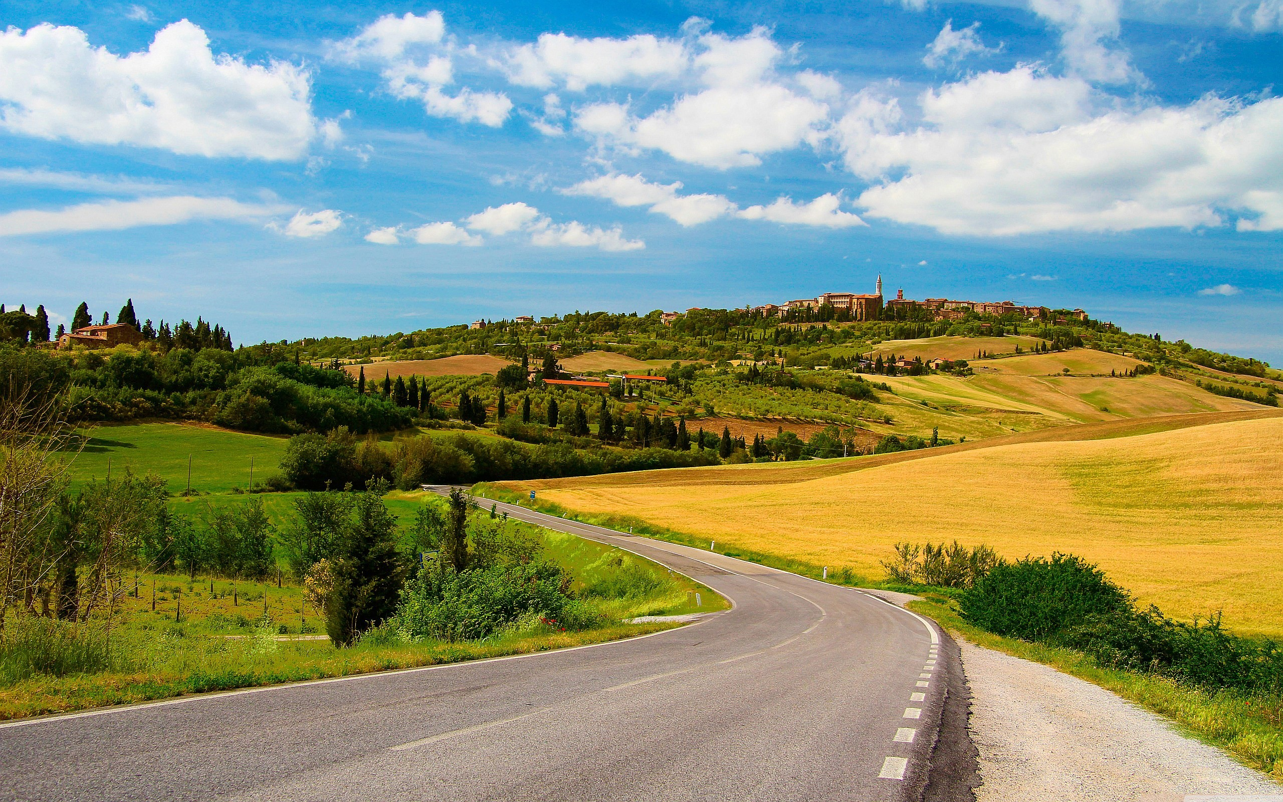 Beautiful Country Roads Wallpapers 20