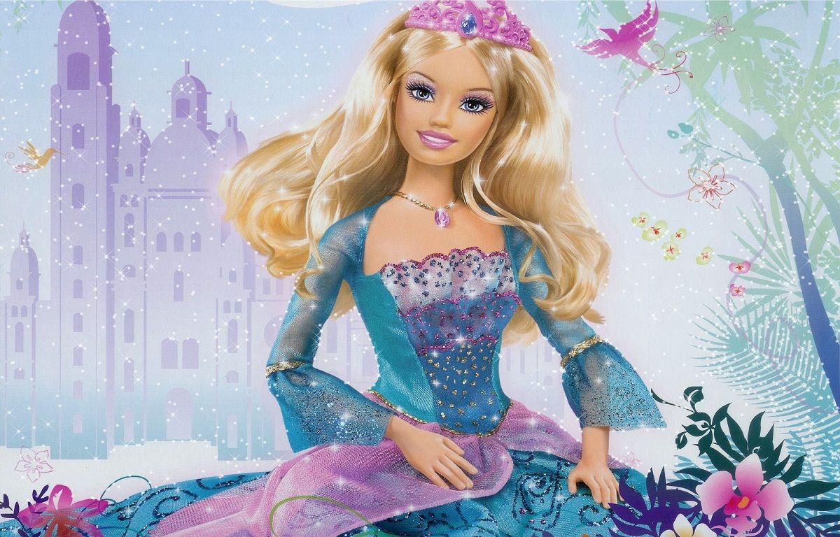 Cute Barbie Doll Wallpaper Images