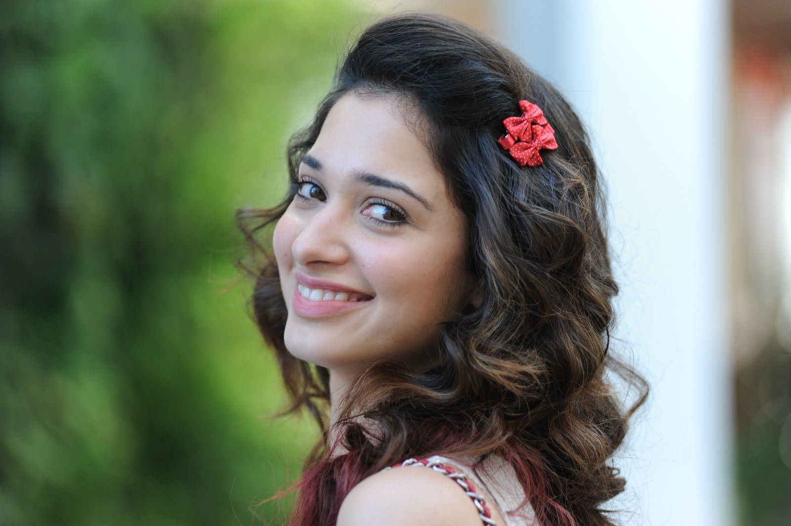 Cute Tamannaah Smile Photo