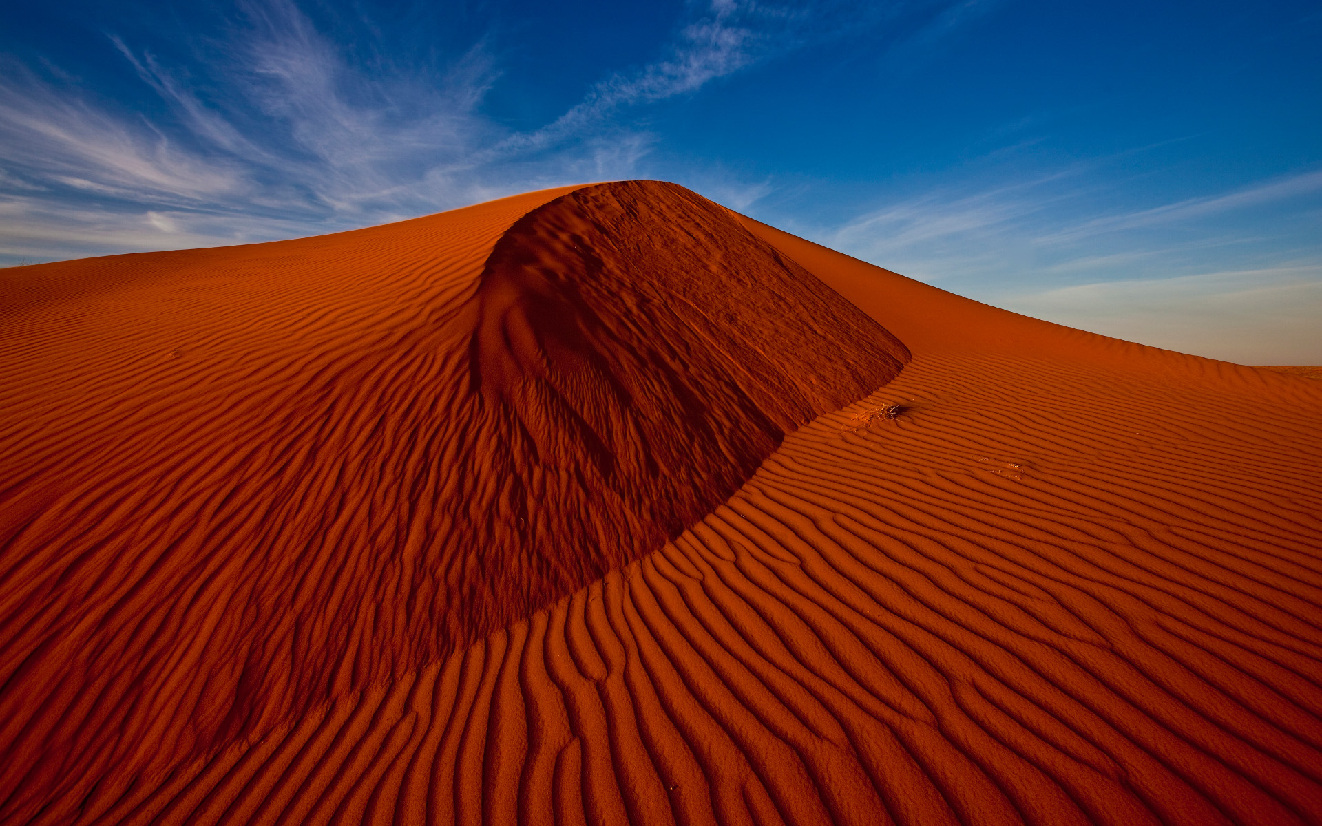 Amazing Desert Landscape Photo Wallpapers