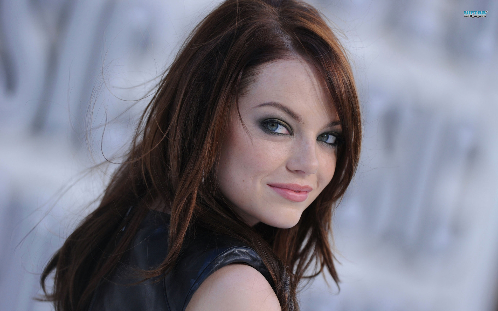 Emma Stone movies wallpaper 1920x1200