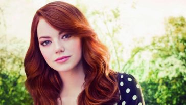 Emma Stone red hair wallpaper 4k hd