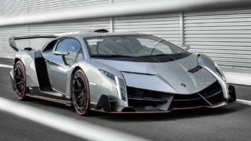 Lamborghini Veneno hd wallpaper for desktop