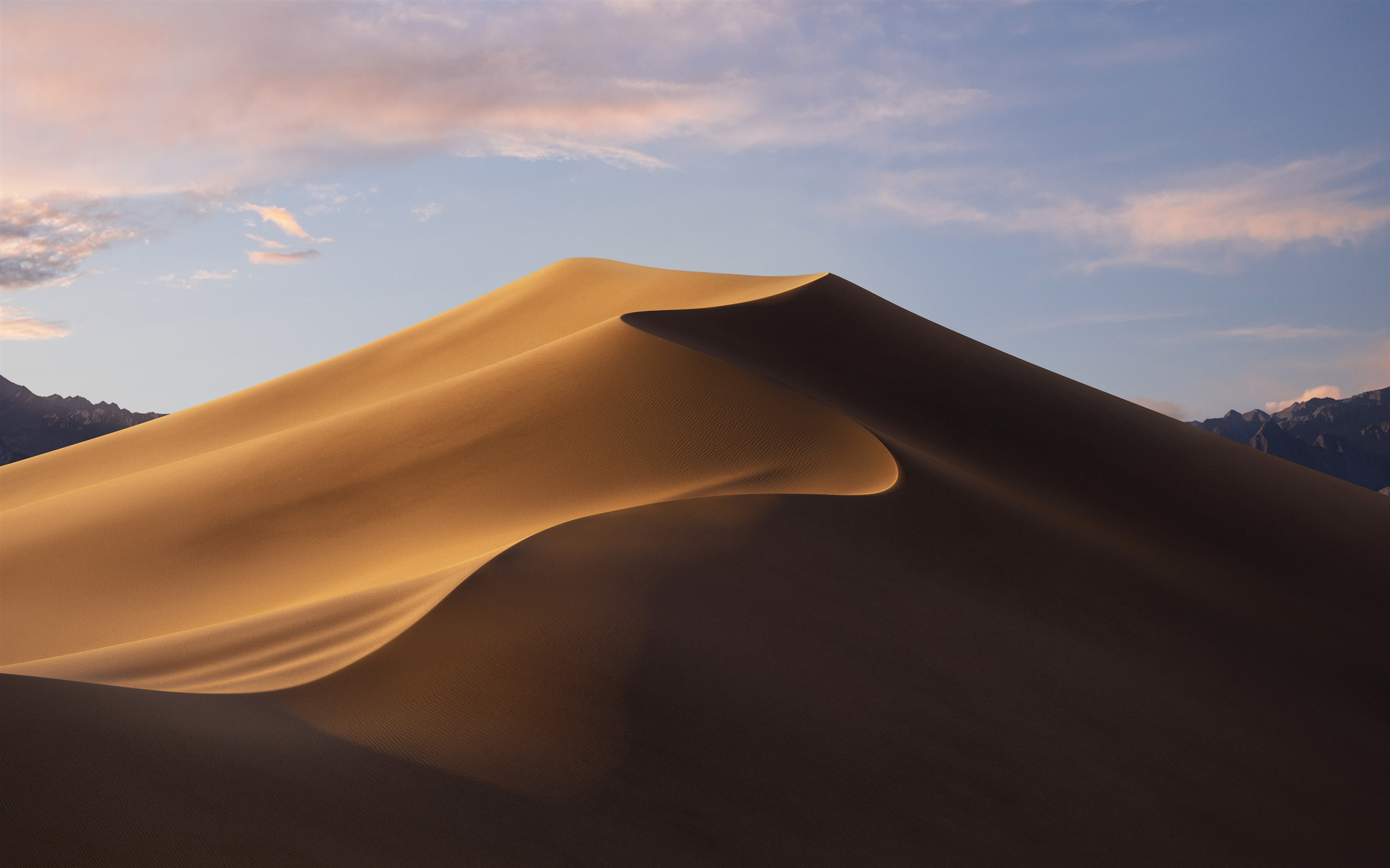 Mojave Daytime Apple Retina Wallpaper 2880x1800