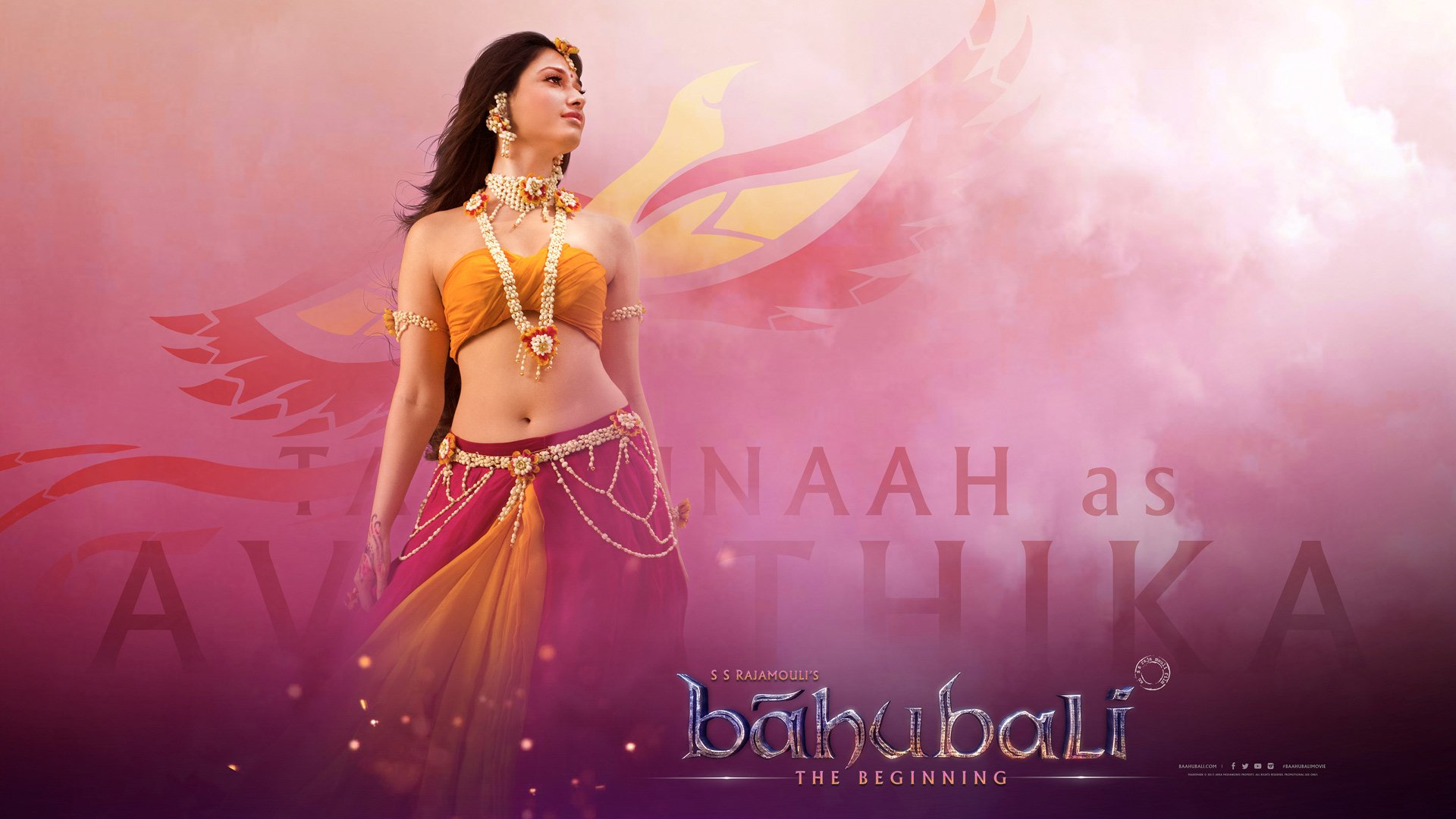 Tamanna Baahubali Movie Photo
