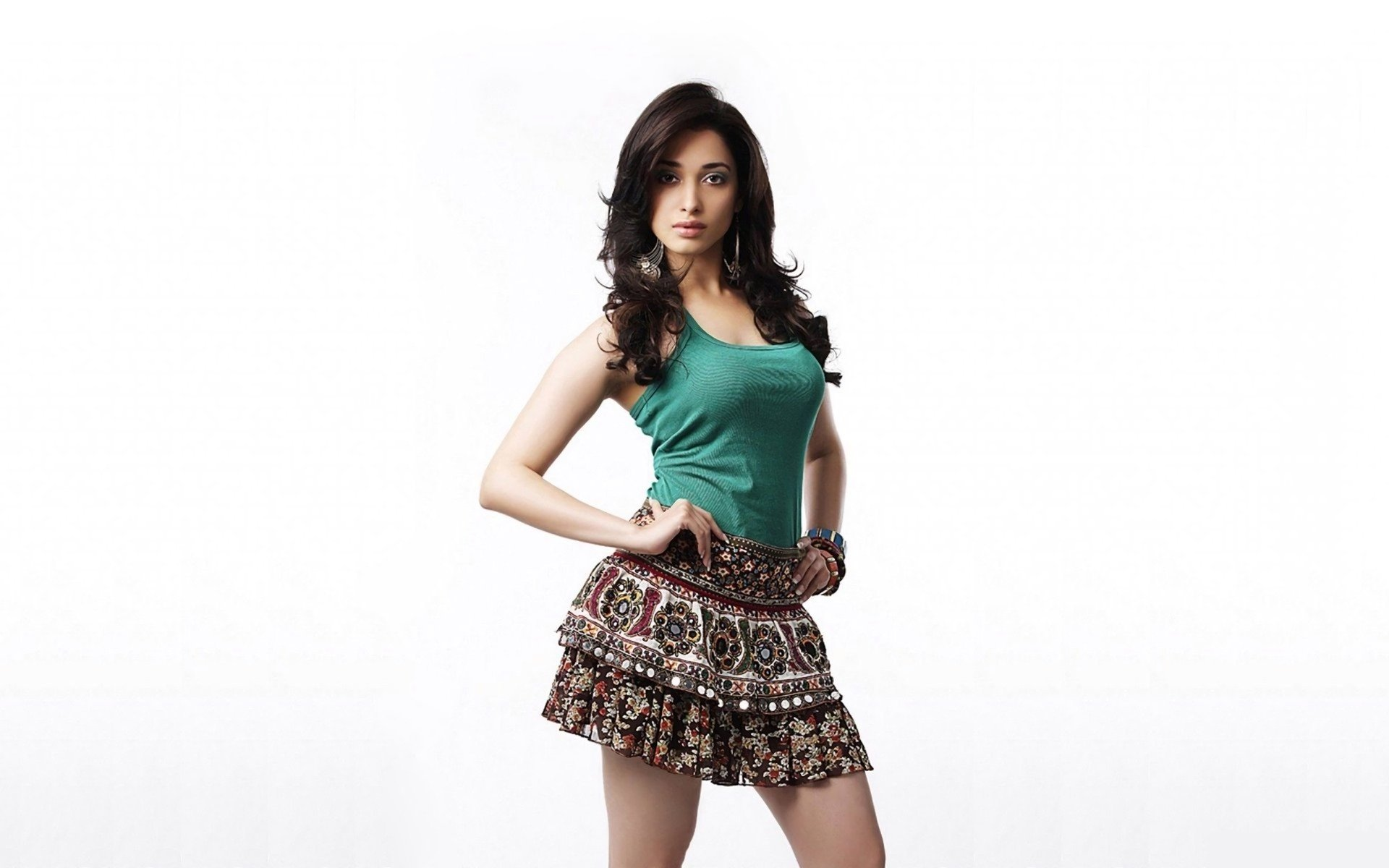 Tamanna Hot Casual Dressed Photograph