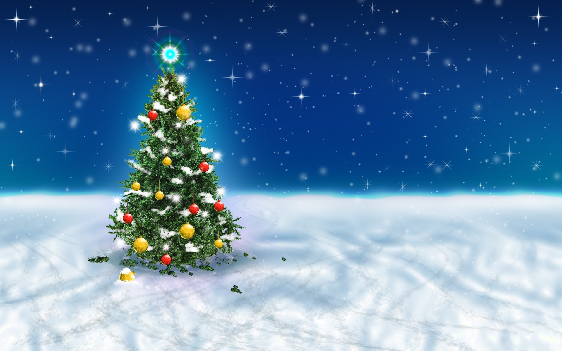 Xmas-Desktop-Background