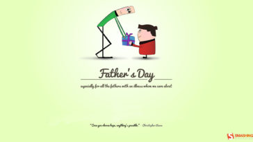 Father's Day Wallpaper - Never Lose Hope