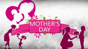 Mother's Day Wish Photo Wallpaper