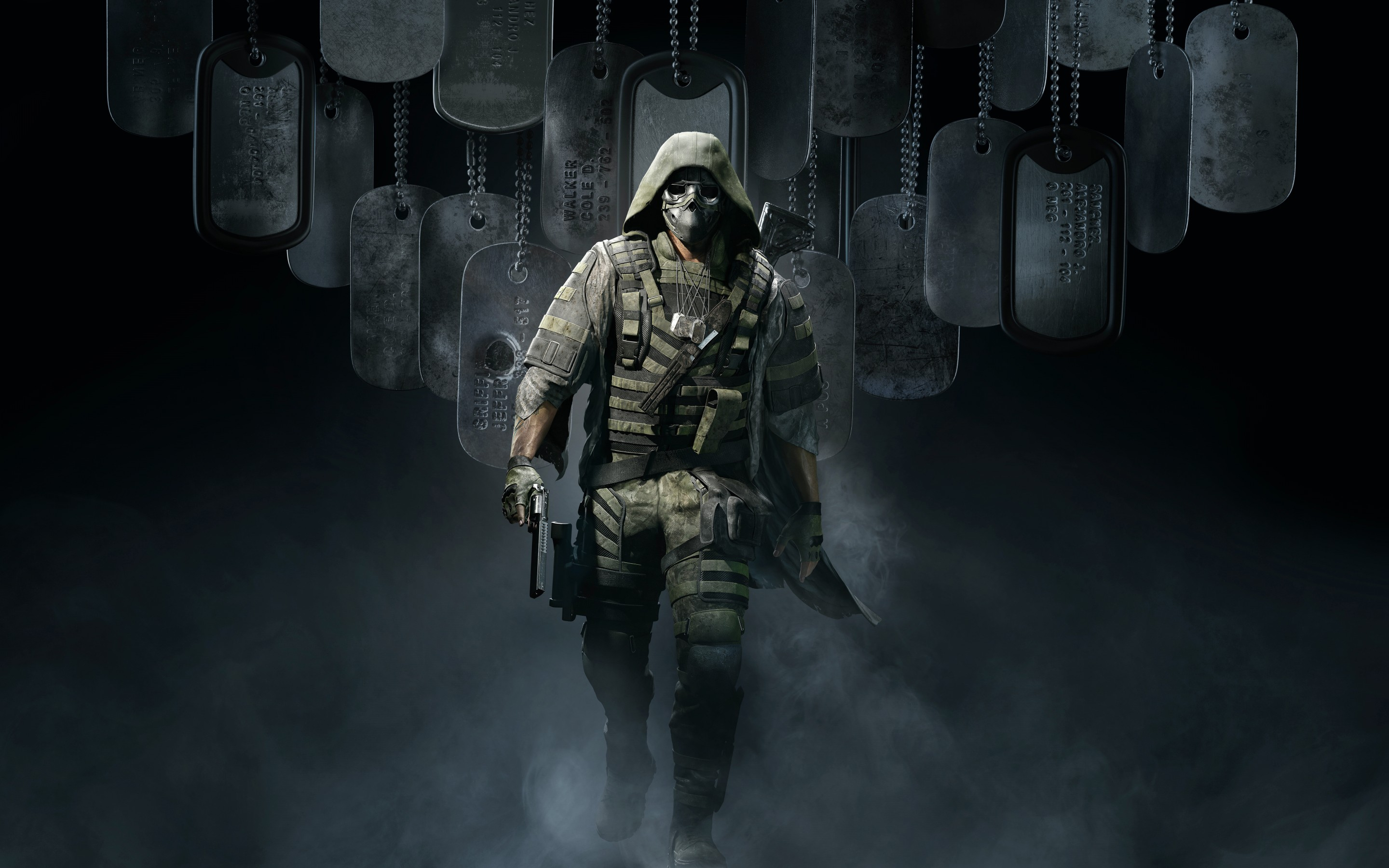 Tom Clancy Ghost Recon Breakpoint Wallpaper