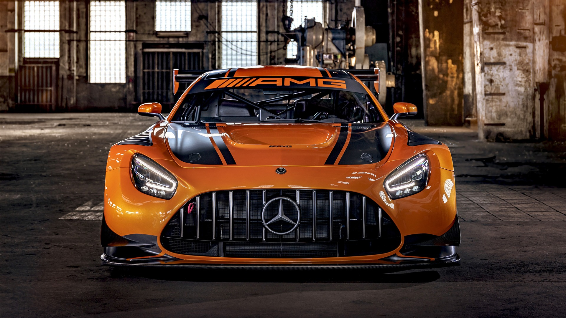 Mercedes Amg GT3 Sports Car HD Wallpaper 1920x1080